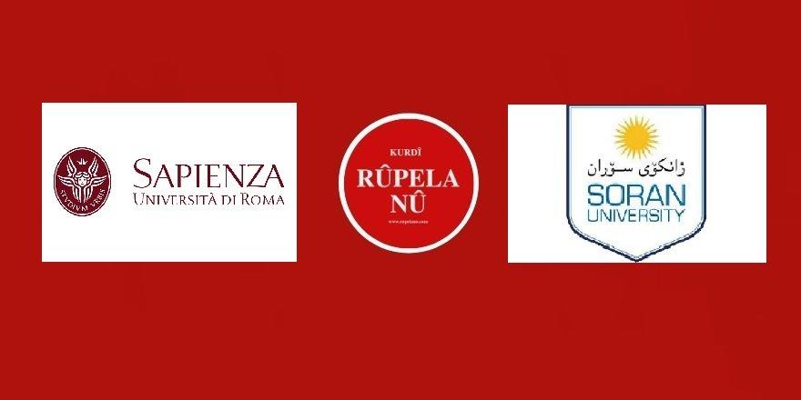 Zankoya Soran û Zankoya La Sapienza Romayê dest bi hevkarîyê dikin