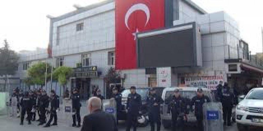 Hemşaredara Pirsusî Hatîce Çevîk amey tewqîfkerdiş