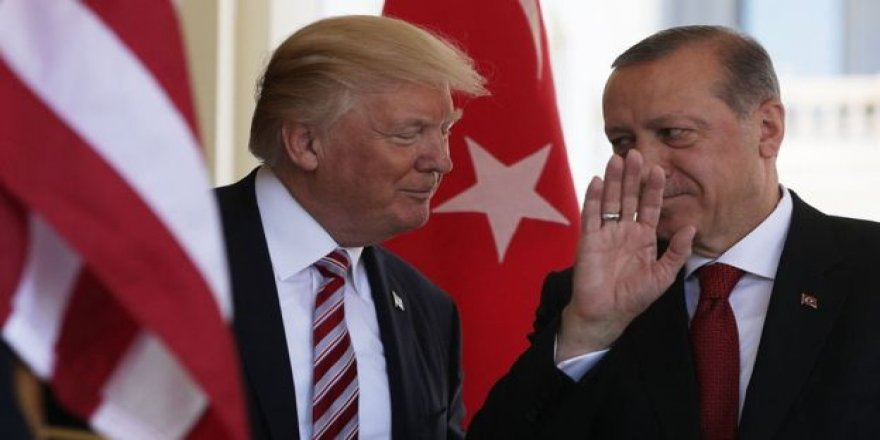 Pişt perdeya civîna Trump û Erdogan; Gelo çi qewimî?