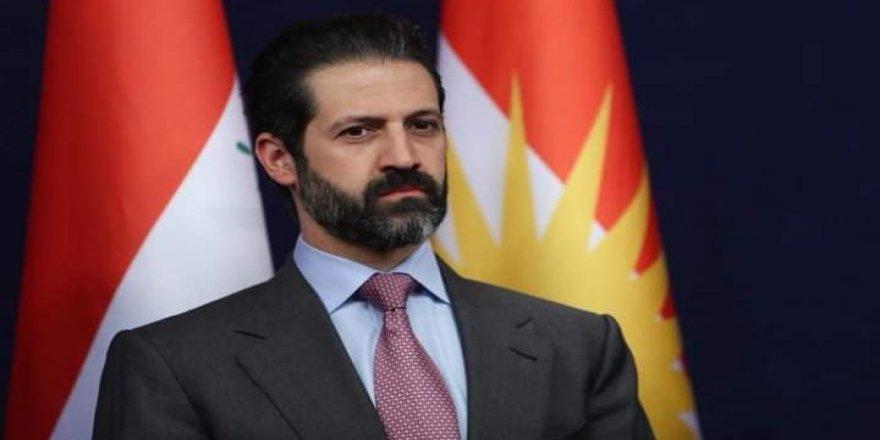 Qubad Talabanî: Şandeke Hikûmeta Herêma Kurdistanê diçe Bexdayê