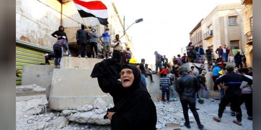 IRAQ – Yew roje de 7 amê kiştene