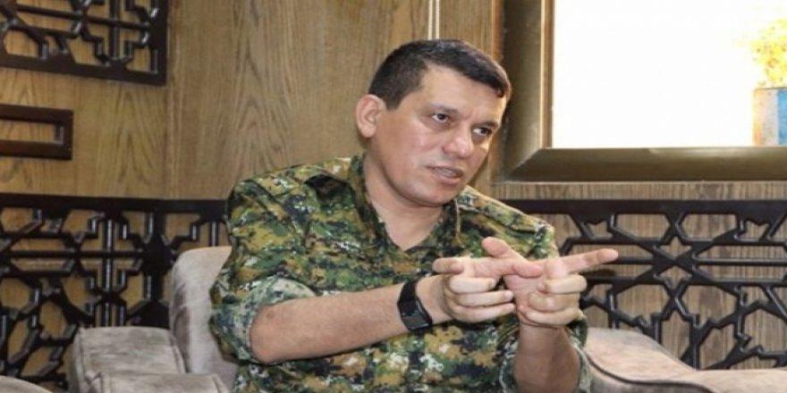 General Mazlûm Kobanî: Tirkîya Kobanê de yew keye ra 7 kesî kiştî