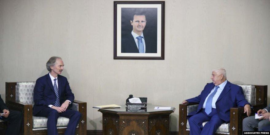 Pedersen: Di Hevdîtinên bo Qanûna Bingehîn ya Sûrîyê de Ti Lihevkirin Çênebû