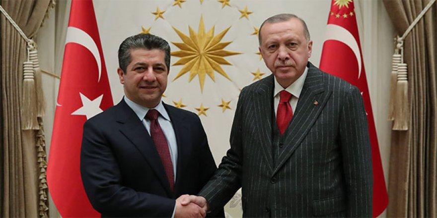 Stoltenberg: Hevdîtina Mesrûr Barzanî-Recep Tayyib Erdogan girîng bû