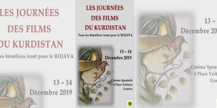 Di 'Rojên Fîlmên Kurdistanê' de 4 fîlm hene