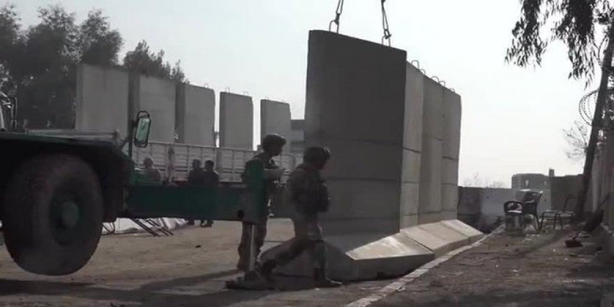 Tirkîyê li Rojava dest bi avakirina xalên kontrolê kirîye