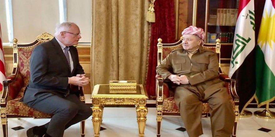 Jeffrey: Ji bo Rojava pêwîstîya me bi şêwirmendîya Serok Barzanî heye