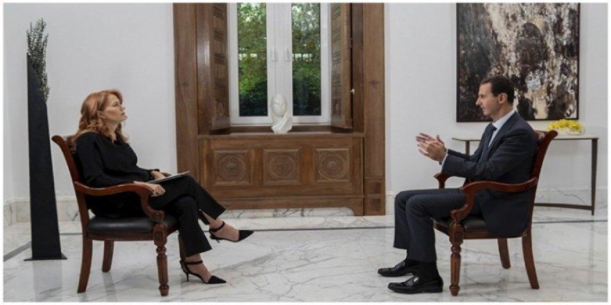 Beşar Esed: Divê Tirkîye ji xaka Sûrîye derkeve