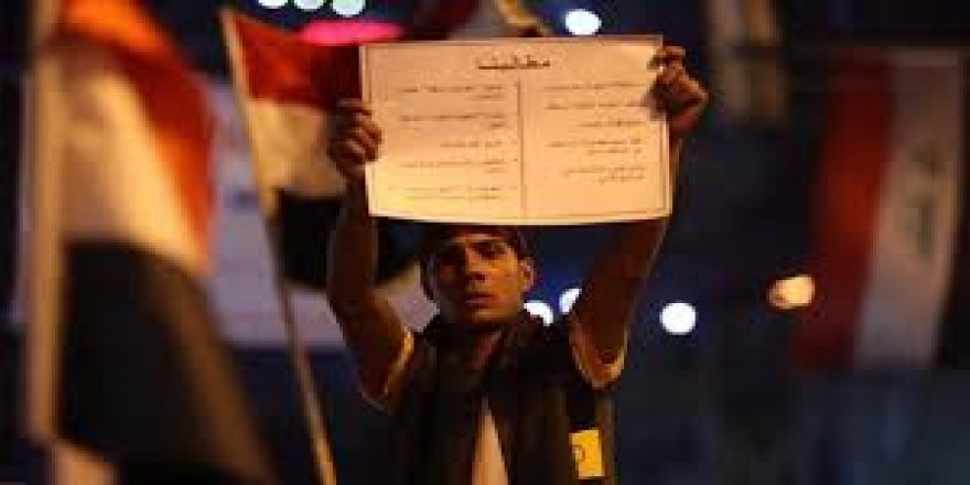 Iraq de înfakerdişê çalakîkeran