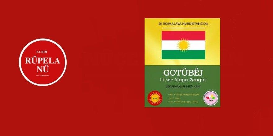 PAK û PSK Roja Alaya Kurdistanê Pîroz Dikin