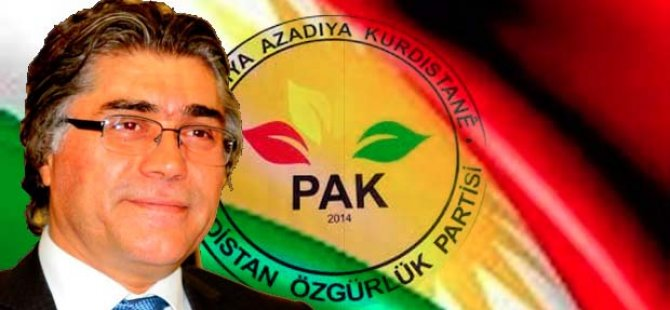 Serokê PAKê Mustafa Ozçelîk: ''Ev sed hezar li ku ne?''