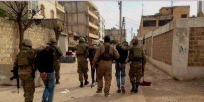 Efrîn de 8 kurdî hetê çekdaranê Tirkîya ra amê remnayîş