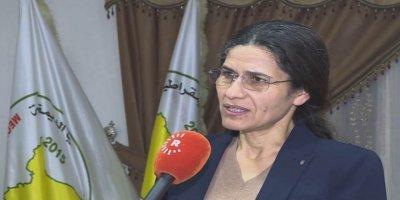 Îlham Ehmed: Welatên Erebî helwesta xwe li hember Rojava diguherin
