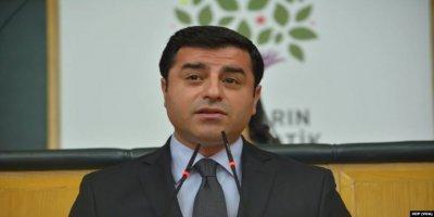 Demîrtaş: AKP'ê li Cizîrê Qirkirin Pêk Anî
