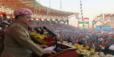 Serok Mesud Barzanî: Gelê me bindestî û zordarîyê qebûl nake