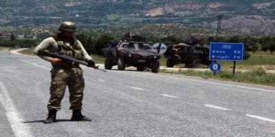 3 qezayanê Amedî de operasyono leşkerî