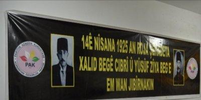 PAK: Xalid Begê Cibrî û Yusuf Zîya Beg di meşa azadîya Kurdistanê de dijîn