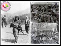 """""""102 sal berê nêzikî milyon û nîv Ermenî bi plankirî hatin qetilkirin"""""""