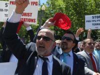 Waşington: Parêzvanên Erdogan êrîşî xwepêşanderan kirin!