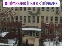 Li Tirkiyê herî pir endamên Kitêpxaneya Diyarbekirê hene