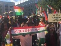 """Stockholm:""""Şagird dixwazin Kurdistan di nexşeya cihanê de bibînin"""""""