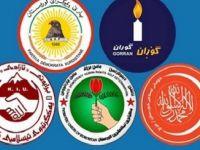 Partiyên Kurdistanî bersiva Ebadî dan!