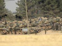 Topbarana artêşa Tirkiyeyê bo Efrînê didome
