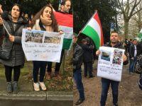 """""""Li Efrînê Zarokên Kurd di bin tanqên Almanyayê de can didin"""""""