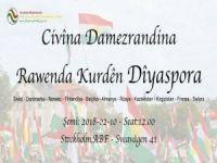 Civîna Damezrandina Rawenda Kurdên Dîyaspora