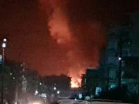 Balafirên Tirkiyê navenda Efrînê bombebaran kirin