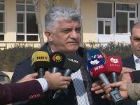 Şanda Parlamentoya Kurdistanê ji Efrînê vegeriya
