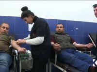 Nexweşxaneyên Efrînê bi xwînê divêt