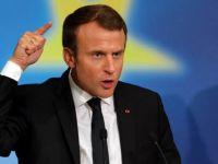 Welatên Rojavayî zimanên xwe ji Esad re tûj dikin..Macron: Esed welatiyên sivîl dikuje