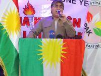 Mustafa Özçelik: Agirê Newrozê hêviya azadiyê geş dike