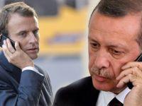 Ji Macronî bo Erdoğanî telefona Efrînê
