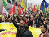 Li Fransa û Swêdê bo Efrînê xwepêşandan