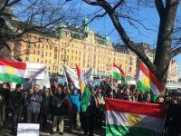Çalakîyên Efrînê li Stockholmê dom dikin
