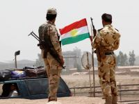Alîkariya Amerîkayê ya ji bo Pêşmerge gihişte Kurdistanê