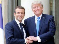Macron: Divê Amerîka, Fransa û hevalbendên wan li Sûriyê bimînin