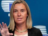 Mogherini: YE li ser rêkeftina digel Îranê re dimîne