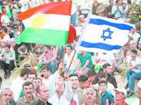 Ji Îsraîlê pêşniyara 'dewleta kurdî'