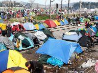 Li kampa penaberan, ereban 4 kurd kuştin!
