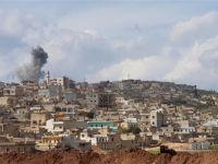 Li Efrînê teqîn