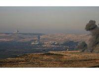 Tirkiyê herêma Efrînê bombebaran kirin