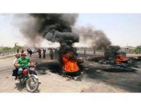 IRAQ/ Li Zîqarê 28 xwepêşander birîndar bûn