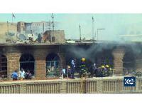 Şewata bazara Qeyseriya Hewlêrê hêj nehatiye kontrolkirin