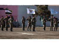 Li Sûriyê bi alîkariya Tirkiyê Artêşa Niştimanî ava dibe
