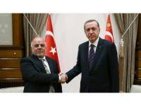 Erdoğan pêşwazî Heyder Abadî kir