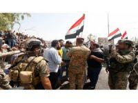 Di xwepêşandanên başûrê Iraqê de şer!