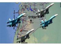 Rûsyayê hatûçûna asîmanî û bêjahî ya Sûriyê girt!